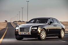 Аренда Rolls-Royce Ghost в Дубае